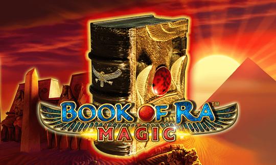 Book Of Ra Magic Games